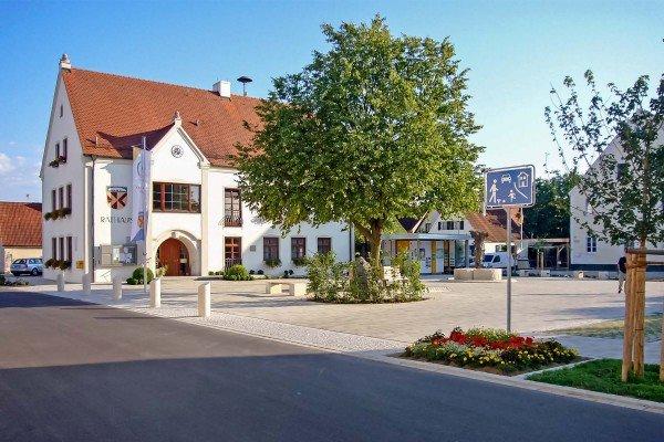 Mittelpunkt der Gemeinde