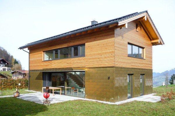 Projekte farthofer architekt for Architekt einfamilienhaus
