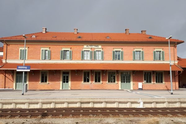 Bahnhof Altötting - Bahnhof des Jahres